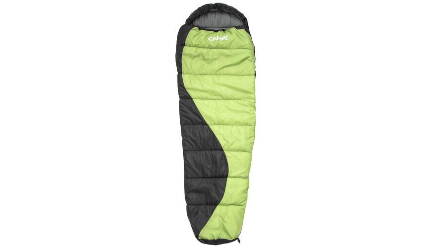 CAMPZ Desert Pro 300 makuupussi , vihreä/musta
